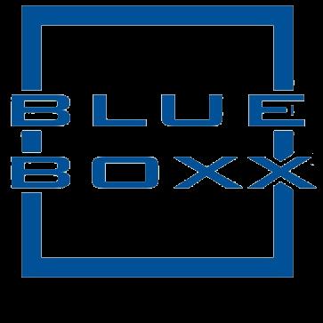 Blue Boxx Interior